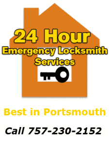 locksmith Portsmouth VA