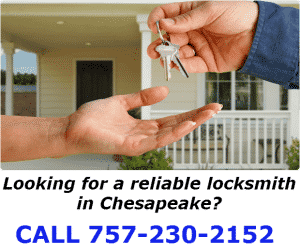 locksmith-Chesapeake-VA